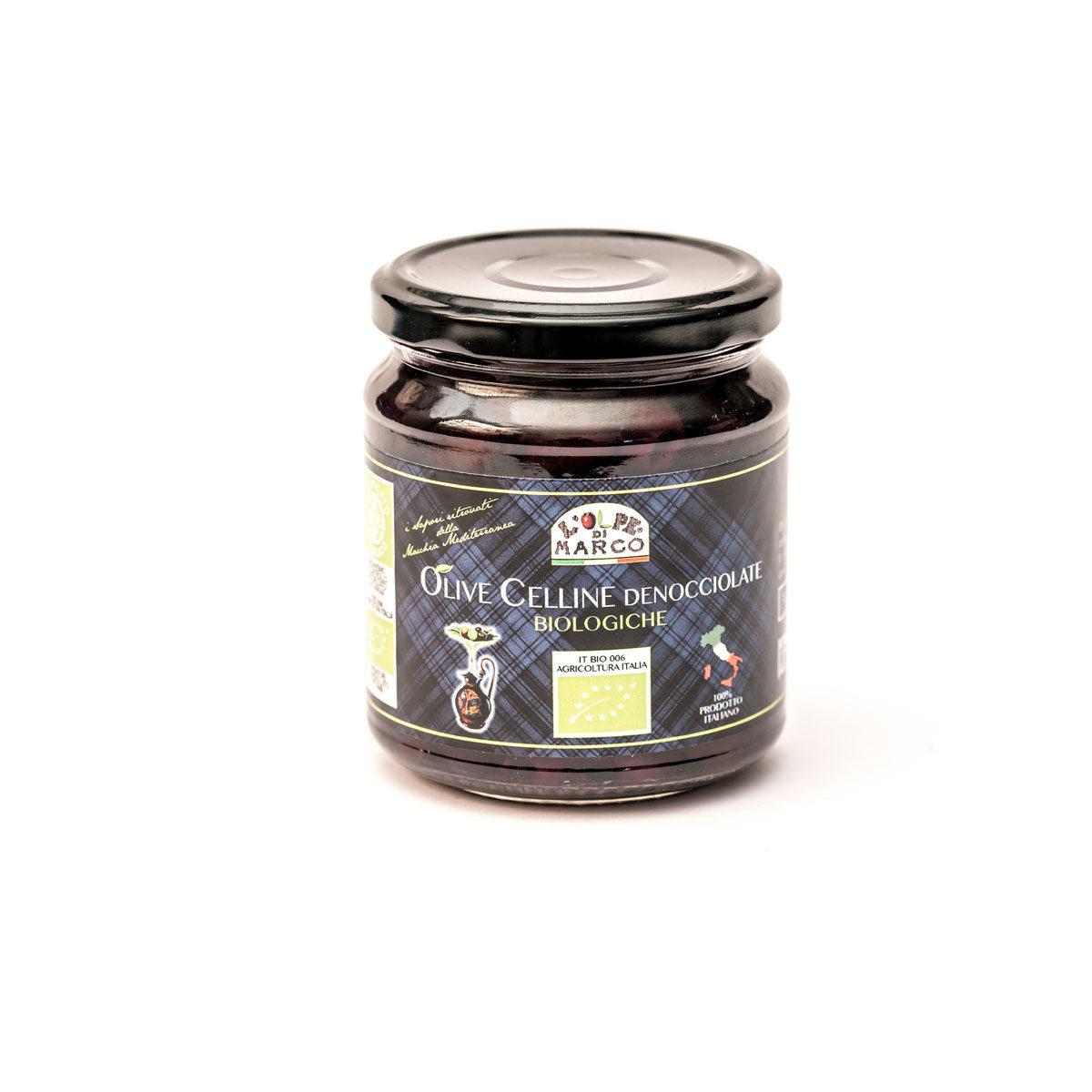 Olive-celline